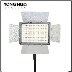 永諾 YN900 900顆白光5500K版 DV攝像燈 無線遙控 新聞燈 LED攝影燈 可調色溫版
