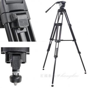 Benro 百諾 KH25 錄影用三角架 液壓阻尼 專業攝像機三腳架 VG30、PJ790V 勝興公司貨