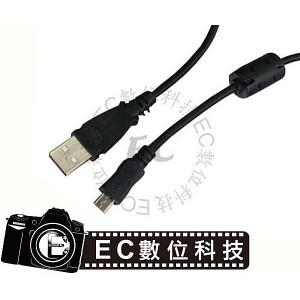 相機專用 傳輸線 高速 2.0 micro 轉 USB充電線 FUJIFILM Casio CANON