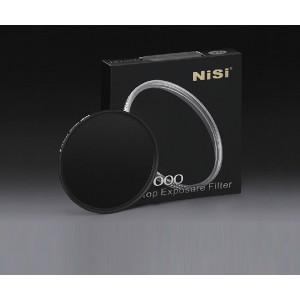 日本 NiSi ND1000 39mm 超薄框 雙面多層鍍膜 防水抗刮 中灰減光鏡 減光鏡 -10格 防水抗刮