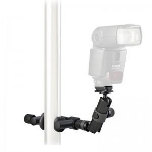 JOBY Flash Clamp & Locking Arm 閃光燈固定鎖臂-黑/灰 GP1-01F