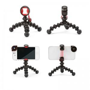 JOBY 伸縮手機夾迷你腳架-黑 Mpod Mini Stand JM.5
