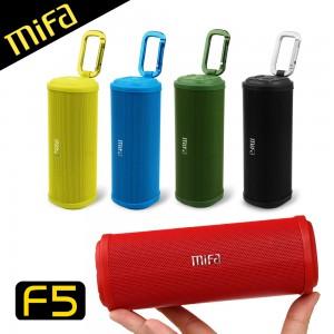 MiFa F5 戶外隨身藍牙MP3喇叭 藍牙無線播放,DSP 3D立體聲 附運動掛勾
