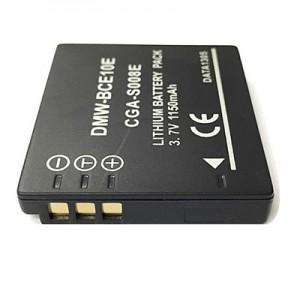 RICOH DMW-BCE10E CGA-S008 R7 R8 R10 CX1 DB-70 FX55 電池