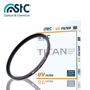 TITAN UV Filter 40.5mm 輕薄強韌 特級強化保護鏡 UV保護鏡