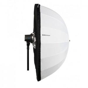 愛玲瓏 Elinchrom 傘用反射布 黑銀 105cm