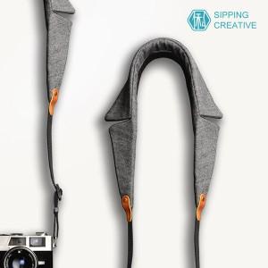 俬品創意 - 設計款衣領相機背帶 (人字紋) 相機背帶
