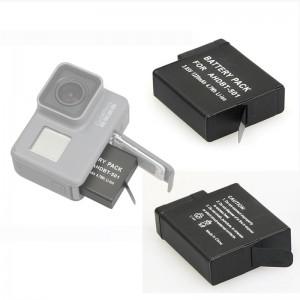 FOR Gopro Hero5 Hero6 Hero7 鋰電池 AHDBT501 電池 極限運動攝影