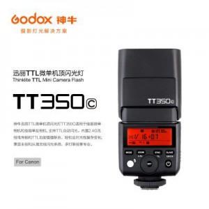 GODOX 神牛 TT350C TTL機頂閃光燈