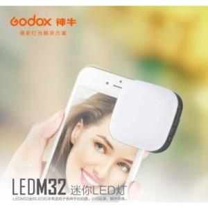 GODOX 神牛 LED M32 迷你LED燈 適用各種智慧型手機
