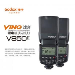 GODOX 神牛 V850 II 鋰電閃光燈