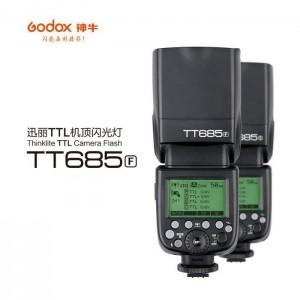 Godox 神牛 TT685F FUJIFILM TTL 閃光燈