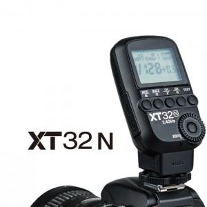 Godox 神牛 XT32N Nikon 版本 無線電引閃發射器