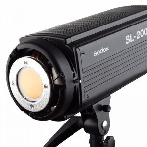 Godox 神牛 SL-200W 白光版 LED 攝影燈