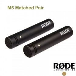 RODE M5 Matched Pair 槍型 麥克風