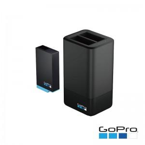 GoPro (8F) MAX雙電池充電器+電池 ACDBD-001 需預購