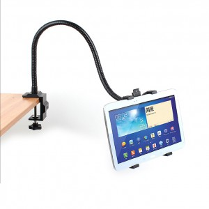 7-12 吋平板電腦支架 平板電腦 平板支架 夾桌面 夾床頭 床頭支架