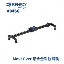BENRO 百諾 A04S6 Move Over 單軌滑軌