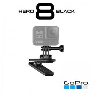 GoPro (8V)  HERO 8 7 6 磁性旋轉夾 磁吸 背包夾 ATCLP-001