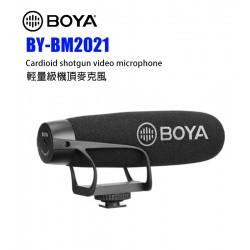 BOYA BY-BM2021 輕量級機頂麥克風