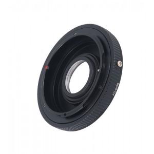 專業級Canon FD鏡頭轉 Canon EOS機身轉接環