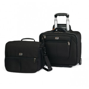 Pro Roller Attaché X50 (Black) 專業滑輪公事包X50