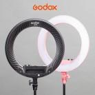 Godox 神牛 LR160P 粉色款 可調色溫 環形LED燈