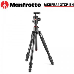 Manfrotto MKBFRA4GTXP-BH Befree GT XPRO 鋁合金三腳架 錄影 拍攝