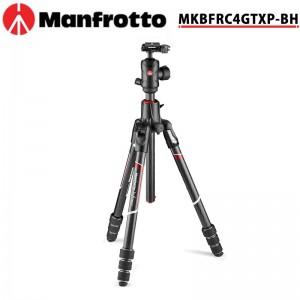 Manfrotto MKBFRC4GTXP-BH Befree GT XPRO 碳纖維三腳架 錄影 拍攝