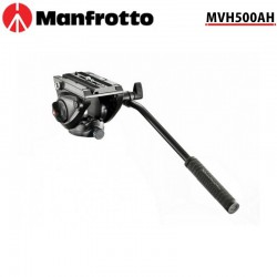 Manfrotto 曼富圖 MVH500AH 油壓雲台 可搭 MVMXPROA4 單腳架