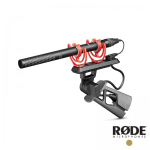 RODE NTG5 指向性電容式麥克風套組 槍型麥克風 含減震架兔毛 Shotgun 收音 錄影