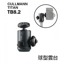 CULLMANN TITAN TB8.2 球型雲台 承重34公斤 全景拍攝