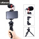 Ulanzi SAIREN Q1 Combo 3 手機專用錄影麥克風套裝組3號 手機夾 指向型麥克風