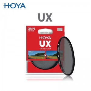 HOYA UX Filter-CPL 環型偏光鏡片 55 mm UX SLIM CPL 廣角薄框