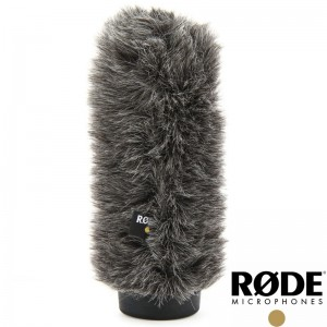 RODE WS7 豪華麥克風防風毛罩 NTG3 麥克風防專用風毛罩 兔毛 毛套