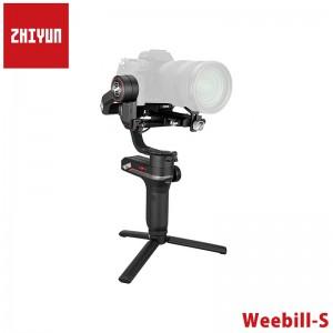 Zhiyun 智雲 Weebill S 相機三軸穩定器 手持 雲台 Weebill-S 公司貨