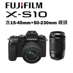 Fujifilm 富士 X-S10 + 15-45mm + 50-230mm 微單眼