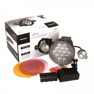 XT-1  LED 攝影燈