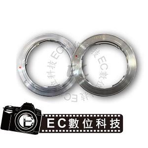 Pentax PK鏡頭轉Canon EOS EF機身轉接環