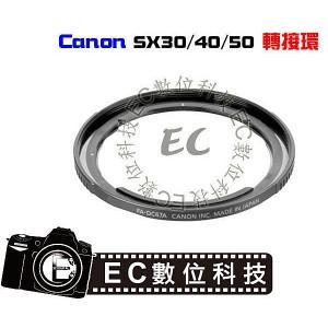 Canon 專用 外徑67mm 濾鏡轉接環 SX50 SX40 SX30