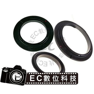 Pentax PK卡口鏡頭倒接環微距特寫接寫環  49mm 52mm 58mm 62mm單一外徑尺寸單一售價