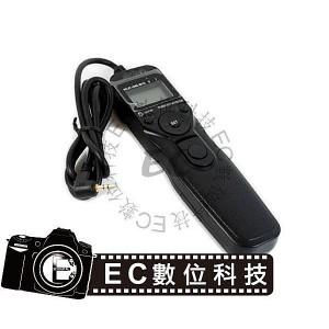 新款 Meike Canon Contax Pentax專用TC-80N3液晶電子快門線RS-60E3