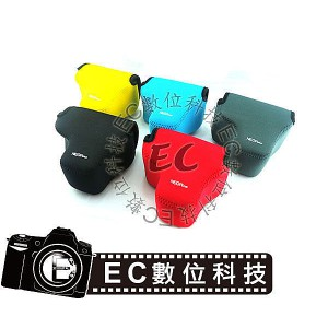 NEOPine NIKON p600  潛水布材質 防潑水 收納方便 重量輕巧 相機套 相機包 內膽包