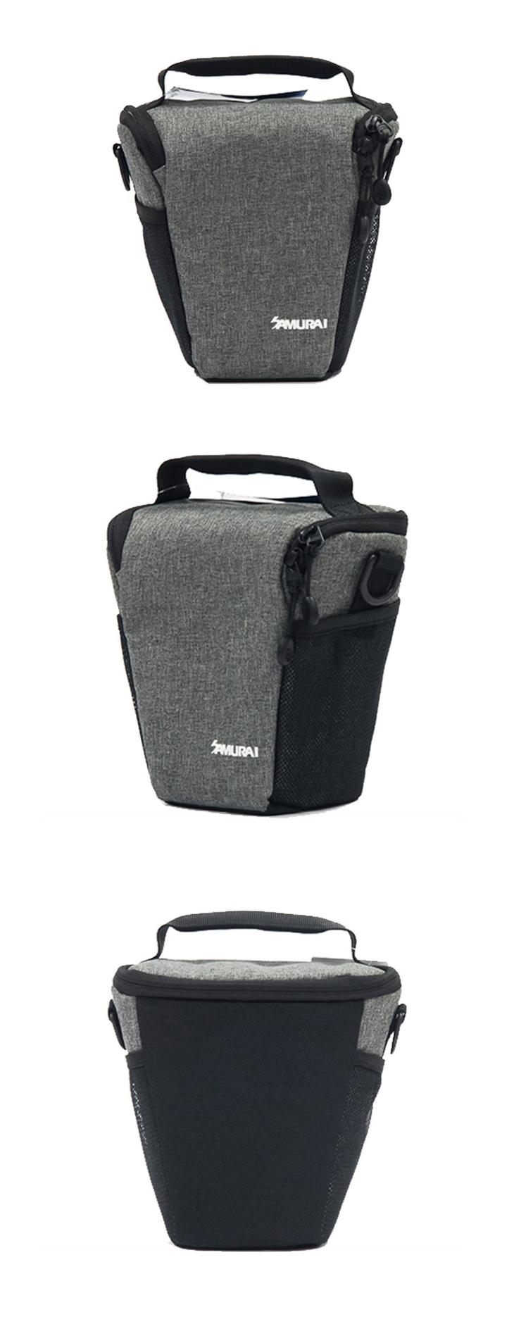 歐密碼數位 SAMURAI 新武士 S-CAM 02S 輕便旅遊手提相機包 收納袋 便攜包 攝影背包 一機一鏡
